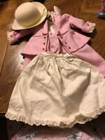 American Girl Doll Elizabeth Riding Outfit Complete EUC Retired
