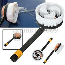 Automatic Rotation Car Auto Truck Vehicle Cleaning Wash Brush Household Cleaner