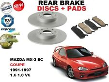 Almohadillas De Disco Kit Para Mazda Rx8 Sport 1.3 2002-2012 302 Mm Frontal Discos De Freno Set
