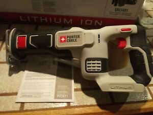 Porter Cable PCC671 20V Cordless Reciprocating Saw - Tool Only
