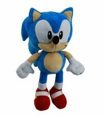Plüschtier Sonic The Hedgehog Igel Plüsch Figur Kuscheltier Stofftier 30 cm