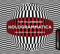 TOM HILLENBRAND - HOLOGRAMMATICA    3 MP3 CD NEU