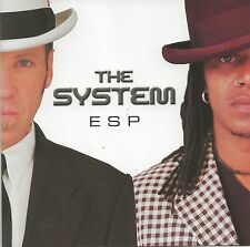 The System - ESP   New soul cd   David Frank,  Mic Murphy