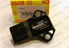 Bosch Map Sensor Manifold Air Pressure For Audi Ford Seat Skoda VW TDI T TFSI