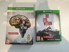 the evil within limited edition limitée  xbox one