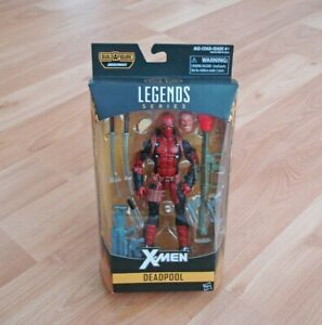Marvel Legends DEADPOOL X-Men Juggernaut BAF