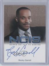 2012 Rittenhouse NCIS Premiere Edition ROCA Rocky Carroll as Leon Vance Auto 3n6