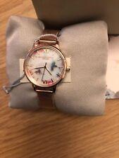 Olivia Burton Ladies Rose Gold Midi 30mm Watch