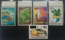 Papua New Guinea 1998 Sea Kayaking World Cup MNH
