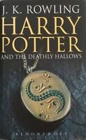 Harry Potter & The Deathly Hallows 1st Edition Hardcover Australia Adult Version