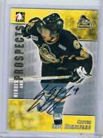 2004-05 In The Game Heroes and Prospects Autographs #EH Eric Himelfarb NM-MT Aut