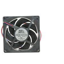 1pc NIDEC D0925W14B7PZA58 3-wire 9225 12V 0.17A Waterproof Ball Mute Cooling Fan