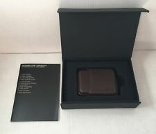 Porsche Design P3600 leather case brown for lighters PD5