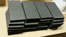 "24 Sheets - 6"" x 12"" x 1"" POLYETHYLENE PLANK FOAM, Density 1.7pcf BEST PRICE PE"