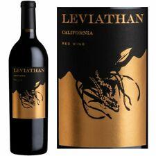 2018 Leviathan Red Blend 6 Bottles****