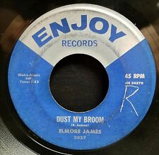 Elmore James | Blues 45 | Everyday I Have The Blues / Dust My Broom Enjoy 2027
