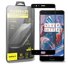 2 Pack - CaseBase Premium Tempered Glass Screen Protector for Oneplus 3 / 3T