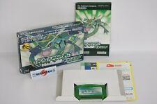 Pokemon Smaragd The Best Ref / 090 Game Boy Advance Nintendo Japan Spiel GBA