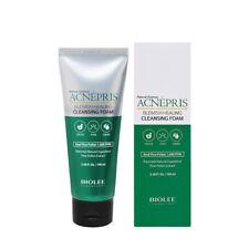[Biolee] AcnÉPris Blemish Healing Cleansing Foam 100ml Acne care 1pc K-Beauty