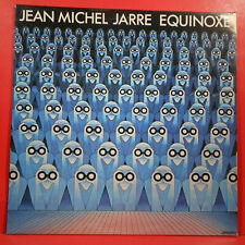 JEAN MICHEL JARRE EQUINOXE LP FRANCE 1978 RE '79 GREAT CONDITION! VG++/VG++!!