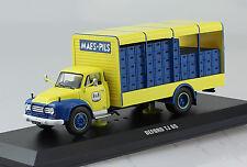 Bedford TJ 6S Maes Pils LKW 1965 1:43 IXO Modellauto TRU012