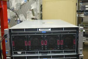 HP ProLiant DL580 Gen8 Server w/ 4x Intel Xeon E7-8857 v2 3GHz 12-Core 512GB RAM
