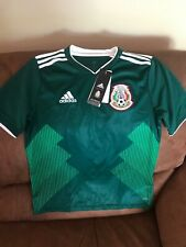 Adidas Mexico National Team Soccer Jersey NWT Size Large  Youth