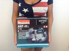 NEW Makita XWT04Z 18-Volt LXT 1/2-inch High Torque Impact Wrench (Bare Tool)