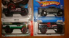 Hot Wheels Ford F150 Pick up truck Lot Cycle Team racing, Christmas, Short card