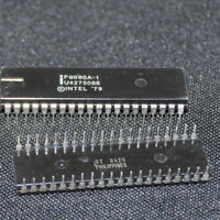 10pcs P8080A-1 VINTAGE INTEL P8080A 8080 CPU MICROPROCESSOR