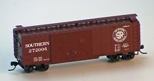 Atlas N Scale 40' Double Door Boxcar - Southern   SOU  SRR