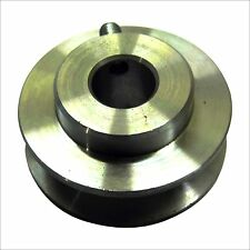"Belle mixer V Pulley wheel (5/8"" Shaft) <1999 Belle Minimix 140  Electric motor"