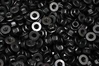 (200) Toplock Flange Nuts 5/16-24 Grade 8/G Plain Finish All Metal Locking Nut