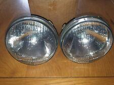 Lancia Delta integrale fiat alva romeo Inner Head Lights New 8v 16v Lamp nos new