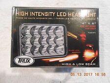 "4""x6"" LED Headlight w/ High Intensity Epistar Diodes"