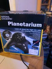 National Geographic Rotating Planetarium With Light, Sound & Pointer Torch
