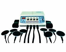 Electrotherapy Pulse Massager Muscle Stimulator Pain Relief machine dfkj