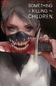 Something Is Killing the Children #18 Ben Oliver Variant 3 Cover Set *CONFIRMED*