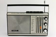 1976 Vintage Sokol 308 transisotr Radio FM/AM UdSSR