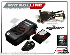 Antifurto elettronico antirapina Honda SH 300i ABS 2018 PATROLLINE HPS 548 N