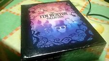 Tim Burton Collection BRAND NEW  Blu-Ray 9- Set Johnny Depp Alec Baldwin