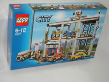LEGO® City 4207 Werkstatt NEU OVP City Garage NEW MISB NRFB
