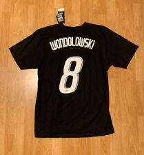 Adidas San Jose Earthquakes Chris Wondolowski Jersey T-Shirt Men's Large NEW
