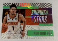 2019-20 Panini Illusions Shining Stars Emerald Acetate Devin Booker #16 Suns