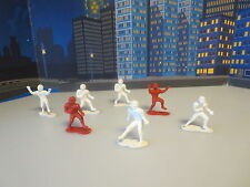 Vintage Papco ? Plastic Football Players Hong Kong