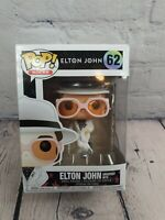 Funko POP Vinyl Rocks - ELTON JOHN Greatest Hits #62. New old stock