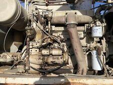 Detroit Diesel 4 53 Hydraulic Power Unit Used Great Runner