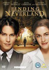 Finding Neverland (DVD) Johnny Depp & Kate Winslet (C-PG)