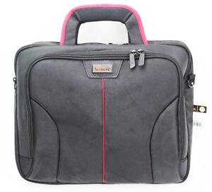"15"" inch Laptop Messenger Bag Macbook School Brief Case Shoulder Strap"