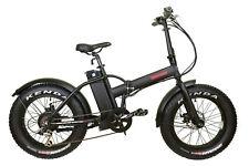 Ebike Elektrofahrrad e-Fatbike Klapprad Waymag 250 Watt Faltrad 7 Gang Shimano